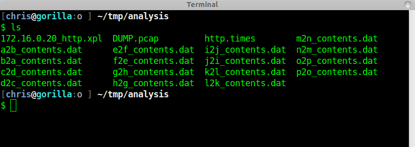 HTTP Troubleshooting with tcpdump/tcptrace – Chris's Blog